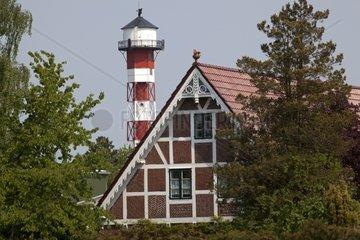 Leuchtturm Gruenendeich