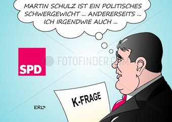 Martin Schulz Wechsel EU Bundespolitik K-Frage