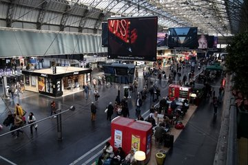 Bahnhof Paris-Est