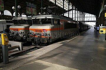 Zuege der SNCF