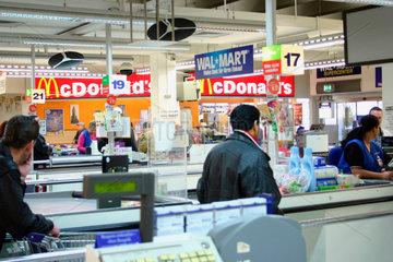 Wal Mart Supercenter
