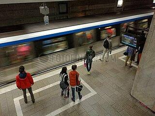 U-Bahn Bukarest