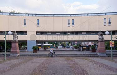 Berlin  Deutschland  Wohnbebauung am Mehringplatz