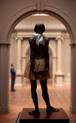 Die Taenzerin von Degas