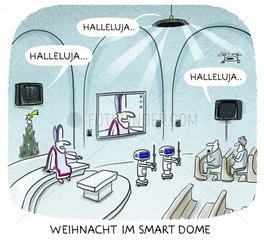 smart dome