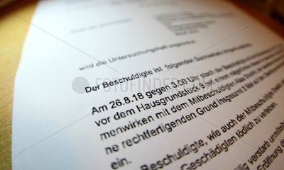 Haftbefehl nach Messer-Attacke in Chemnitz