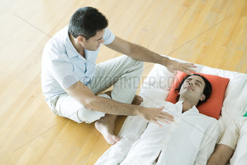 Group energy therapy