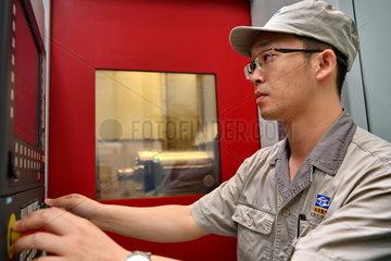 CHINA-SHANXI-TAIYUAN-GEARBOX-WORKSHOP (CN)