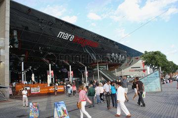 Barcelona Einkaufszentrum Maremagnum