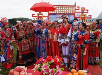 CHINA-GUANGXI-DU'AN-WEDDING CUSTOM (CN)