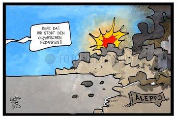 Belagerung von Aleppo