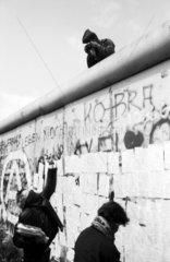 Vopos und Anarchist