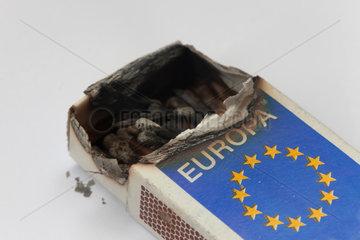 Berlin  Deutschland  Symbolfoto EU-Krise