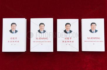 CHINA-XI JINPING-BOOK-PUBLISH (CN)