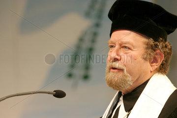 Landesrabbiner Dr. Henry G. Brandt