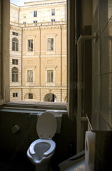 Rom  Toilette