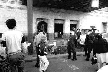 6. Oktober 1989 in Dresden