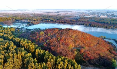 CHINA-HEBEI-LAOTING-ECOLOGICAL PARK (CN)
