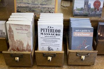 Peterloo Massacre Manchester