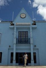 Speightstown  Barbados  eine Filiale der Barbados National Bank