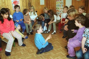 Kindergarten in Saarbruecken