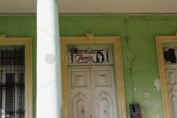 Berufschule in Havanna