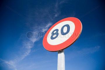 Sevilla  Geschwindigkeitsbegrenzung