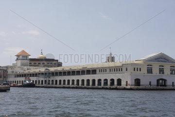 Hafenterminal Sierra Maestra im Havanna Vieja