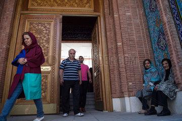 IRAN-TEHRAN-PRESIDENTIAL ELECTION-VOTE