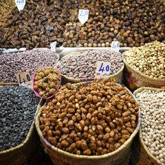 Altstadt in Marrakesch