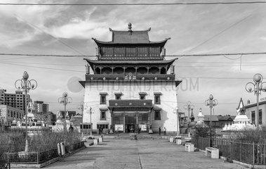 Janraisg Tempel