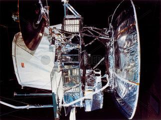 Thermal model of the Mars Viking spacecraft  1974.
