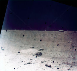 The surface of the Moon  1967.