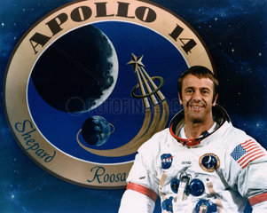 Apollo 14 astronaut Al Shepard  December 1970.