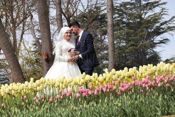TURKEY-ISTANBUL-WEDDING