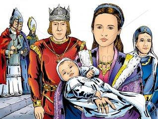 Geburt Koenigskind