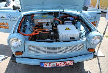 List  Deutschland  Elektromotor in einem Trabant 601