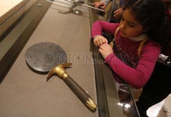 LEBANON-ARCHAEOLOGY-NATIONAL MUSEUM OF BEIRUT