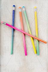 5 Bleistifte