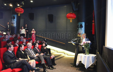DENMARK-COPENHAGEN-CHINA-MOVIE-SCREENING