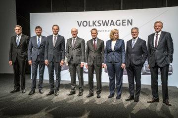 Heizmann + Kilian + Blume + Witter + Diess + Werner + Stadler + Renschler