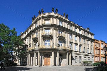 Berlin  Deutschland  Ephraim-Palais am Muehlendamm/Ecke Poststrasse