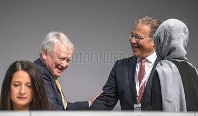 Heiss + Porsche + Althusmann + Al Jaber