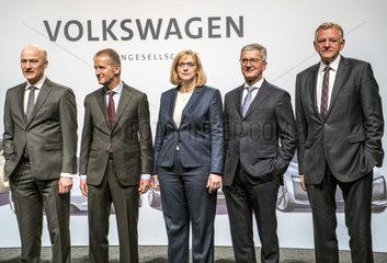 Witter + Diess + Werner + Stadler + Renschler