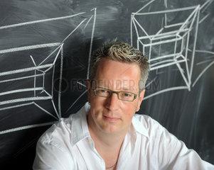 Berlin  Deutschland  Guenter M. Ziegler  Professor fuer Mathematik an der TU Berlin