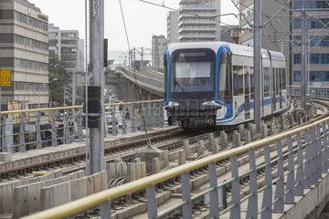 Light-Train in Addis Abeba