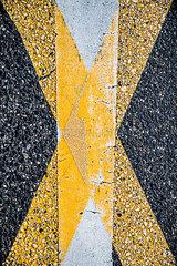 Fahrbahnmarkierung