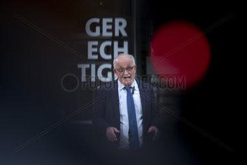 Udo Bullmann - SPD top candidate European elections