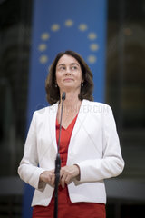 Katarina Barley - SPD top candidate European elections