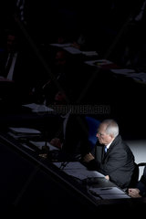 Wolfgang Schaeuble  Bundestag
